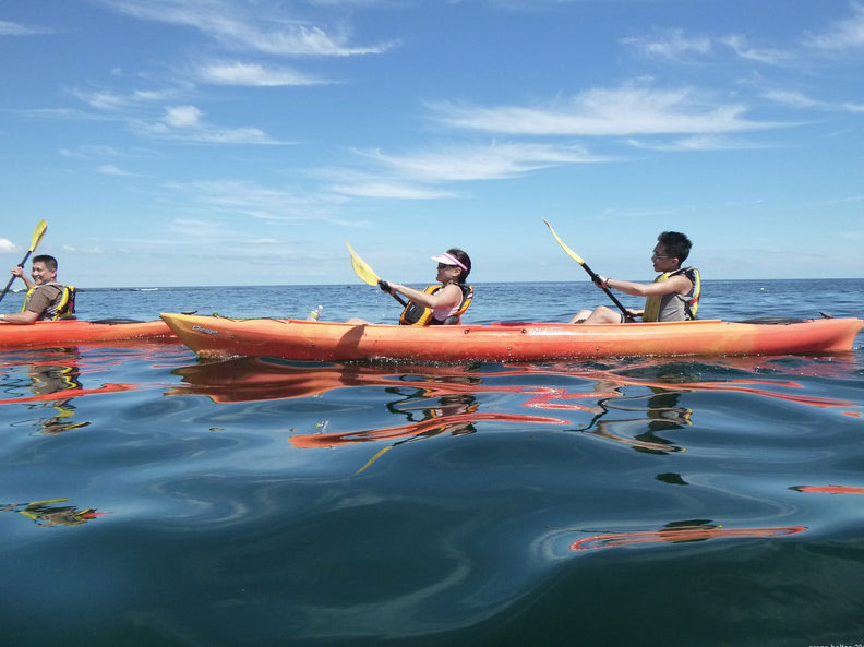 Kayak tours, Paddleboard rentals, and bike rentals available with Coastal Maine Kayak