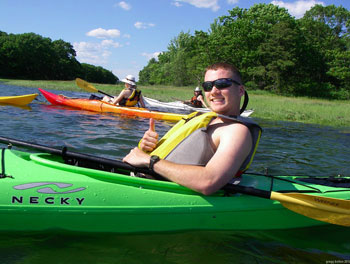 Kayak Rentals from Coastal Maine Kayak