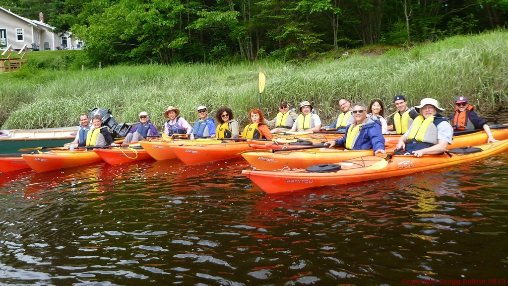 Kayak & Stand-up Paddleboard rentals from Coastal Maine Kayak