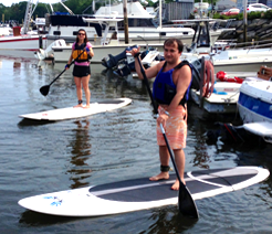 SUPs Stand Up Paddleboards Coastal Maine Kayak Kennebunkport Maine